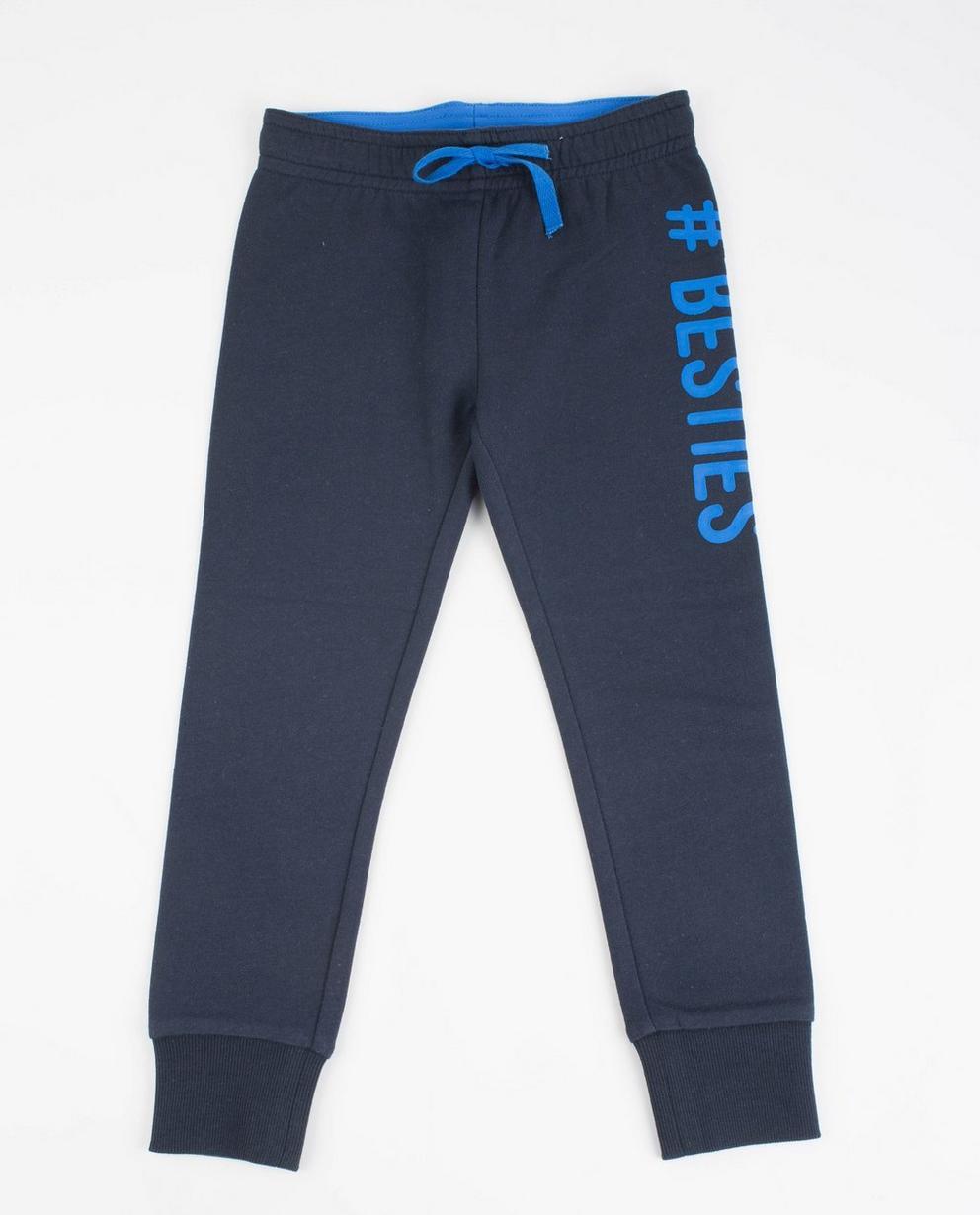 Nachtblauwe sweatbroek BESTies FR - null - Best price